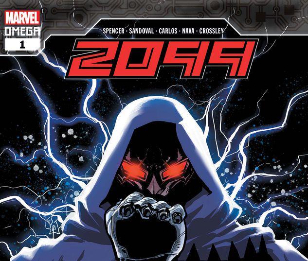 2099 OMEGA 1 #1