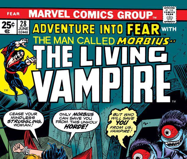 Adventure Into Fear #28