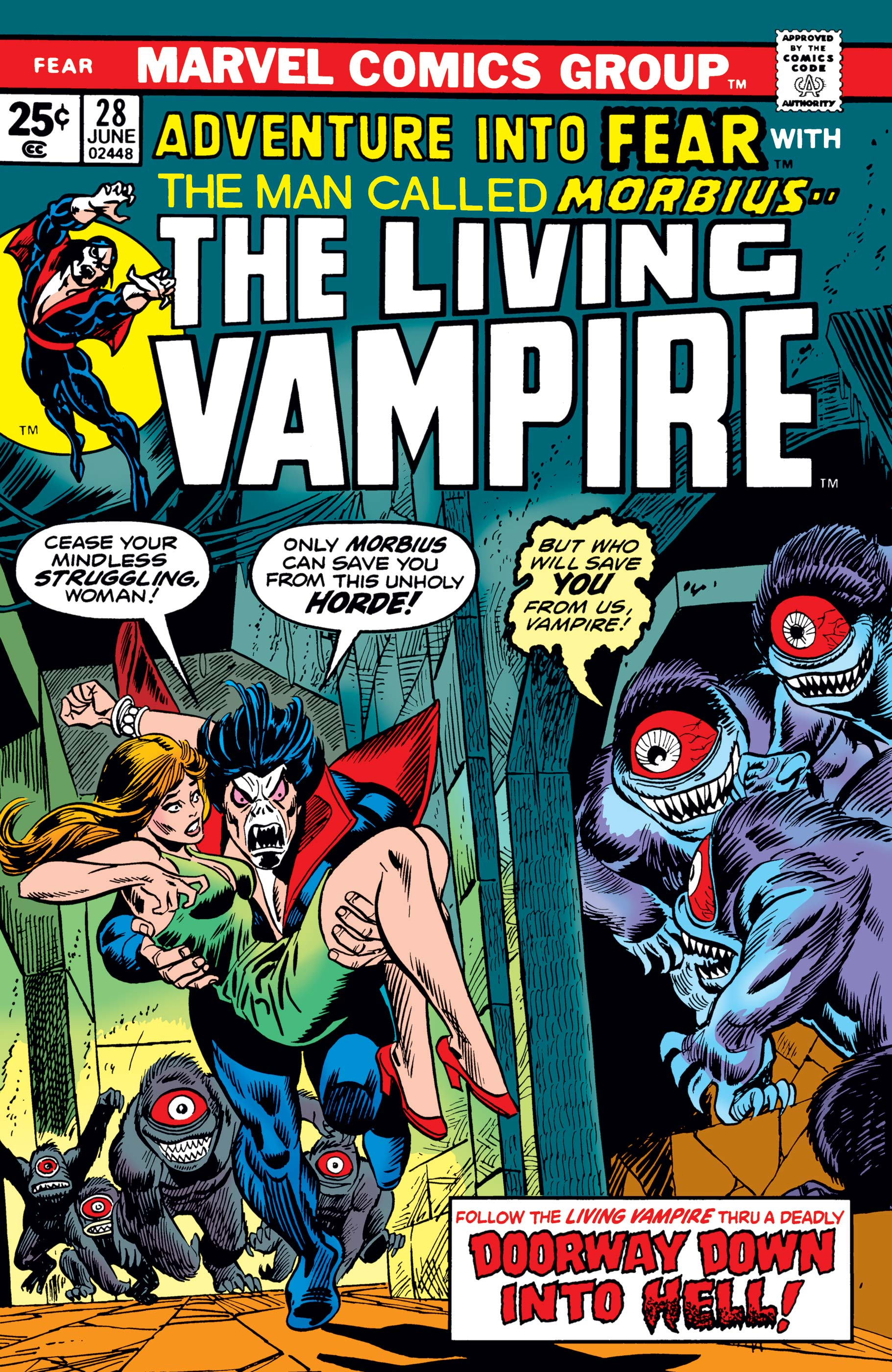 Adventure Into Fear (1970) #28