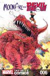 Moon Girl and Devil Dinosaur Infinite Comic #6