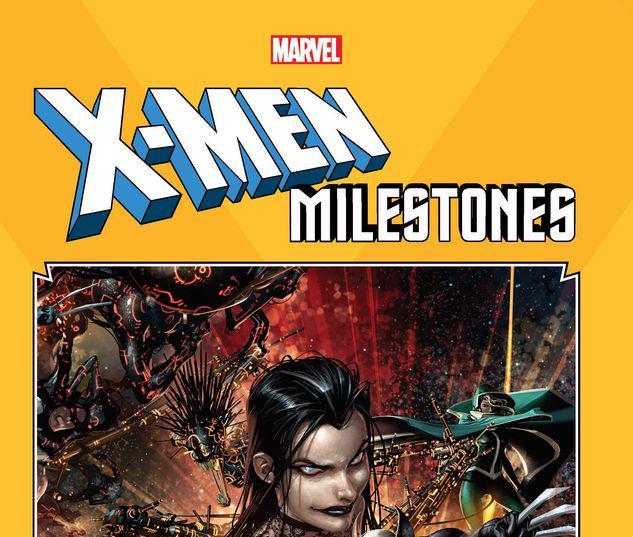 X-MEN MILESTONES: NECROSHA TPB #1