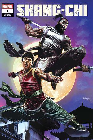 Shang-Chi (2020) #1 (Variant)