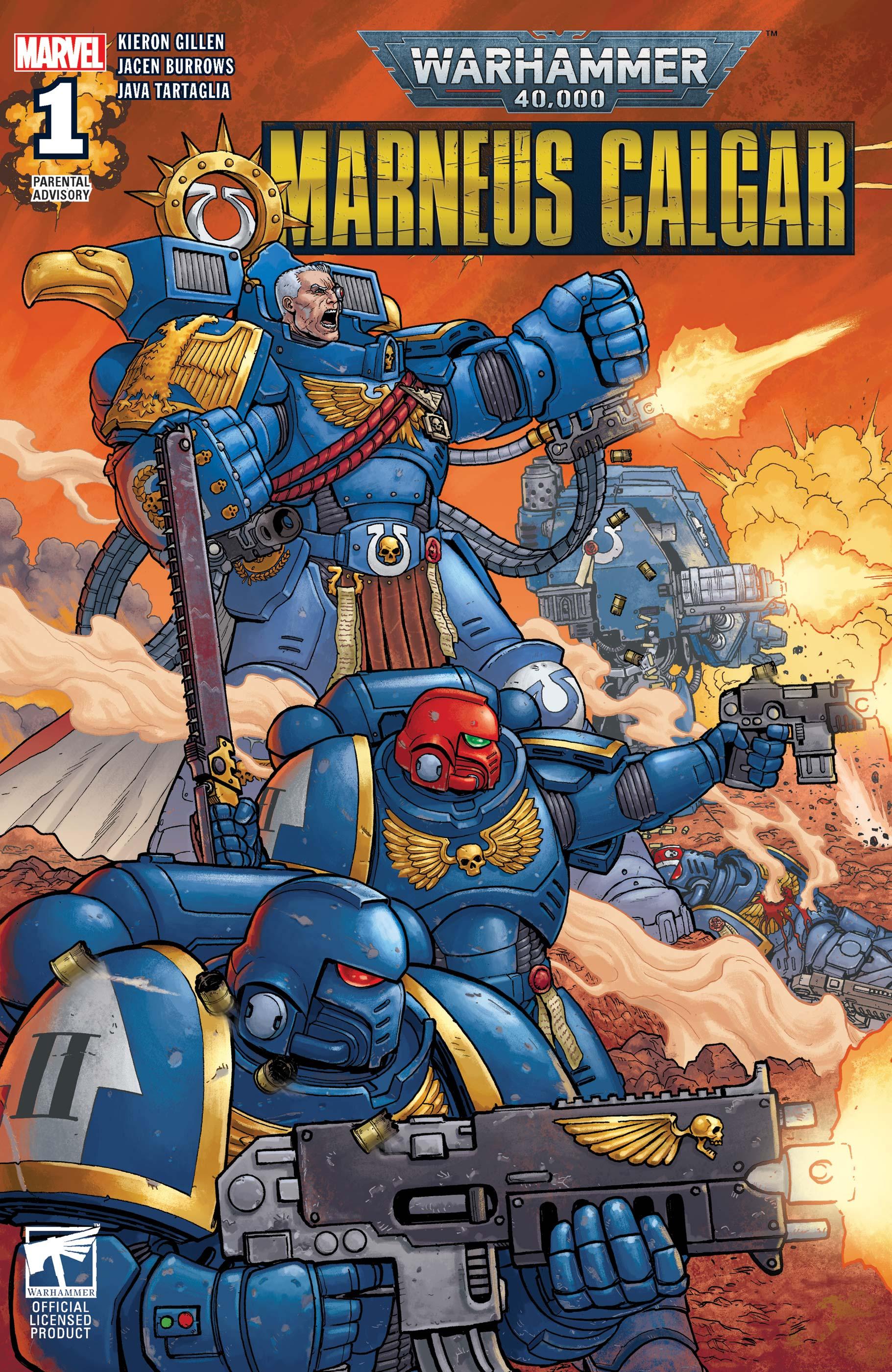 Warhammer 40,000: Marneus Calgar (2020) #1