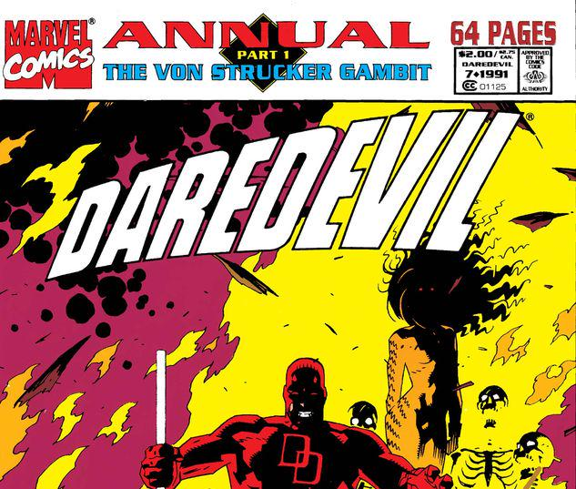 Daredevil Annual #7