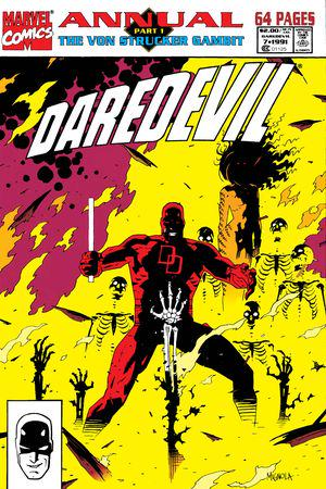 Daredevil Annual #7