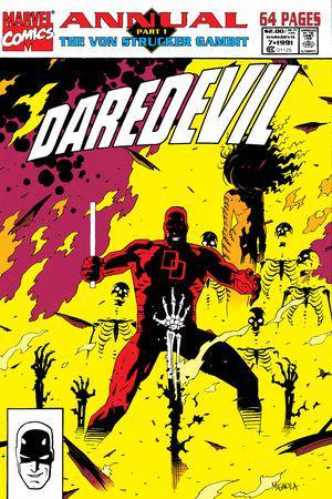 Daredevil Annual (1967) #7