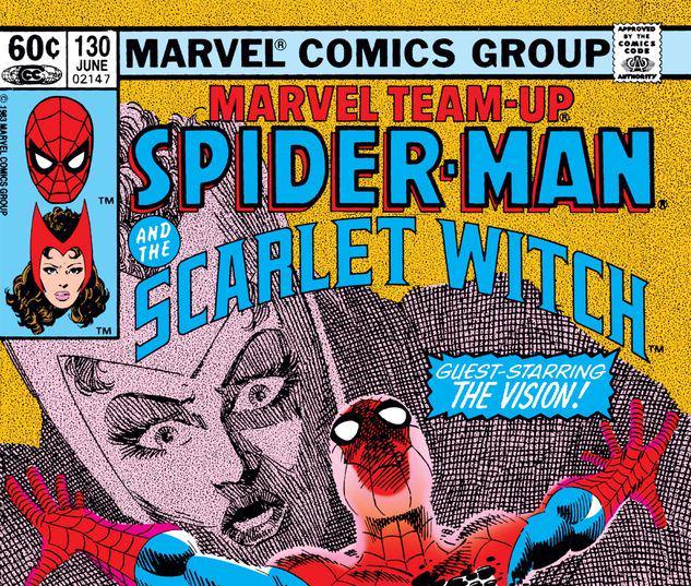 Marvel Team-Up #130