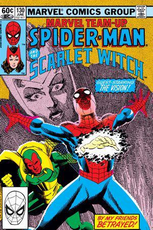 Marvel Team-Up (1972) #130