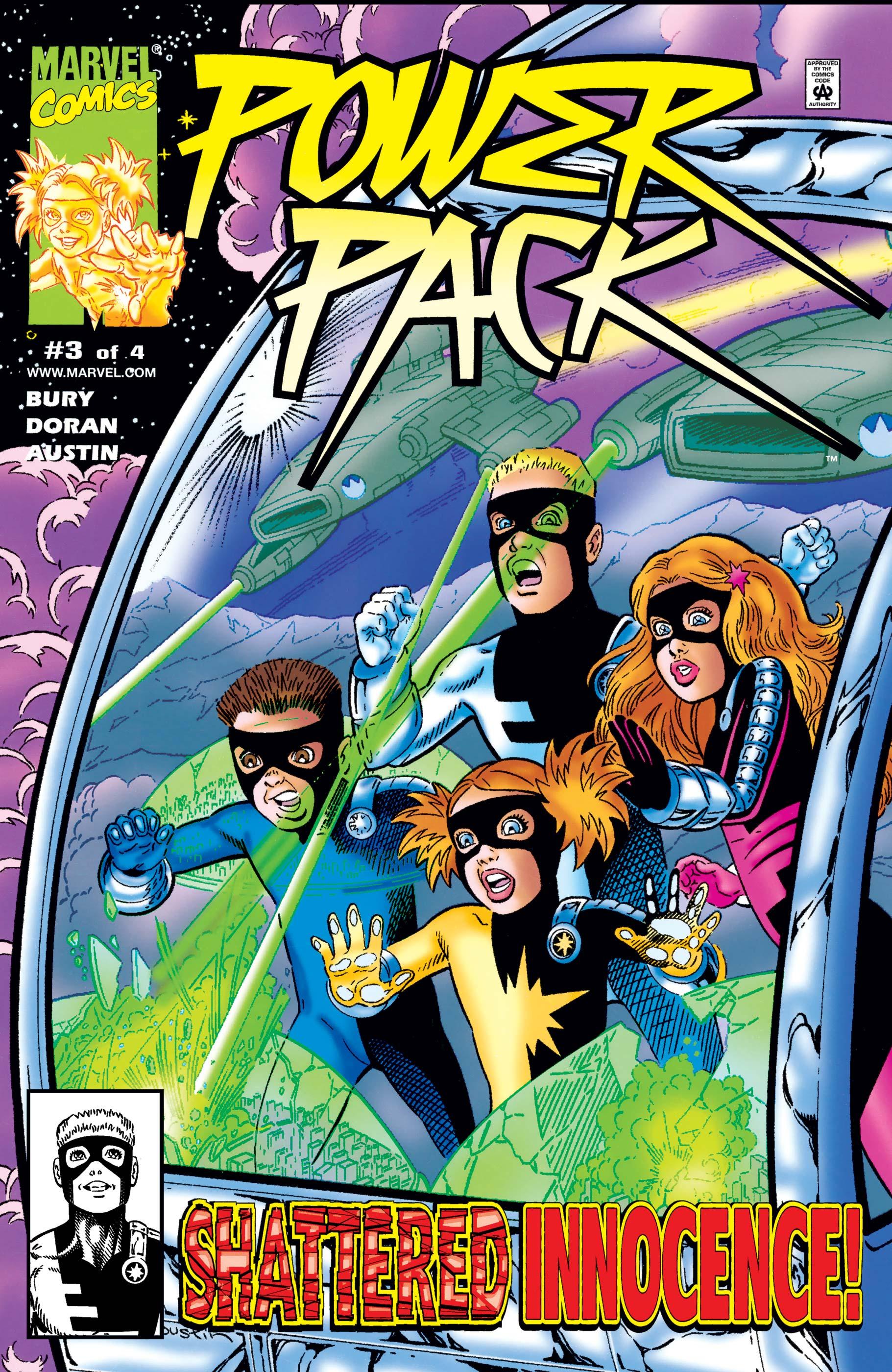Power Pack (2000) #3