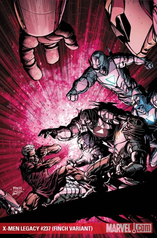 X-Men Legacy (2008) #237 (FINCH VARIANT)