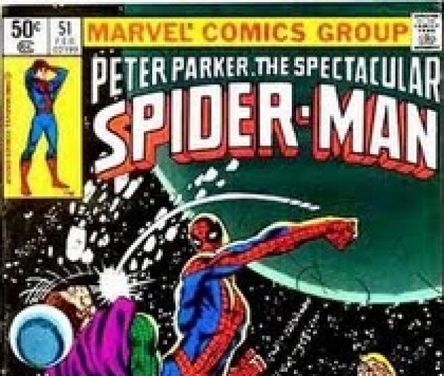 Peter Parker, The Spectacular Spider-Man (1976) #51