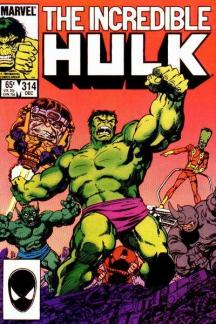 Incredible Hulk (1962) #314