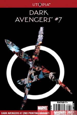 Dark Avengers (2009) #7 (2ND PRINTING VARIANT)