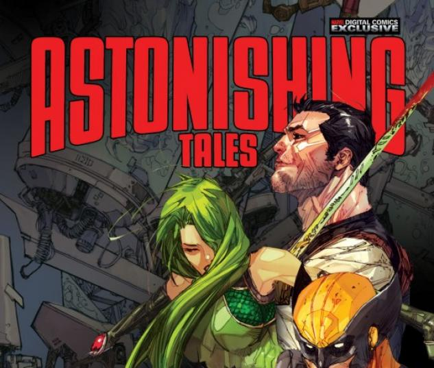 ASTONISHING TALES: WOLVERINE/PUNISHER #6