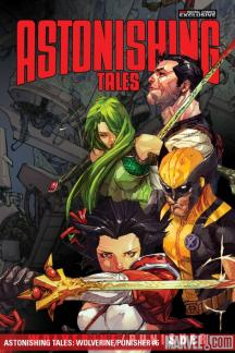 Astonishing Tales: Wolverine/Punisher Digital Comic #6