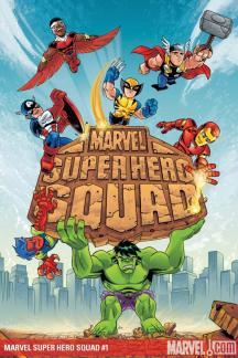 Marvel Super Hero Squad (2009) #1