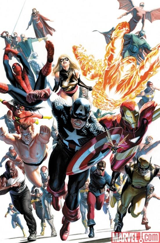 Avengers/Invaders (2008) #12