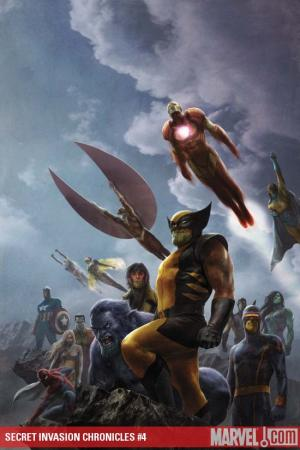 Secret Invasion Chronicles #4