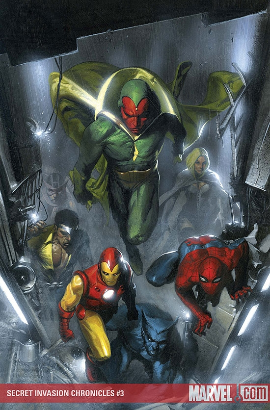 Secret Invasion Chronicles (2009) #3