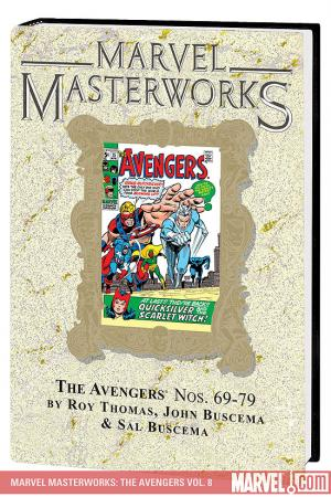 MARVEL MASTERWORKS: THE AVENGERS VOL. 8 HC (Hardcover)