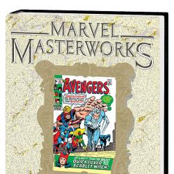 MARVEL MASTERWORKS: THE AVENGERS VOL. 8 HC