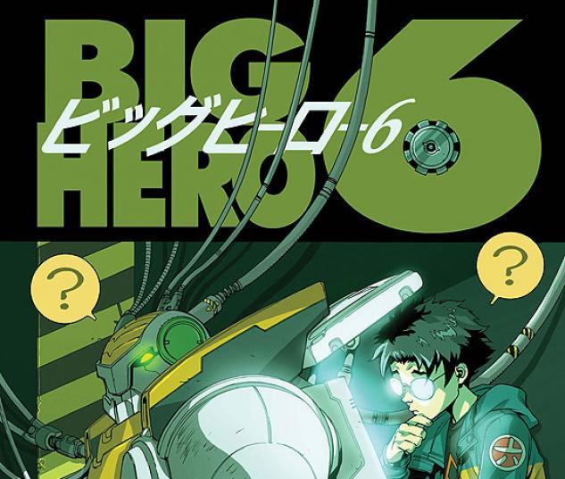 BIG HERO 6 #4