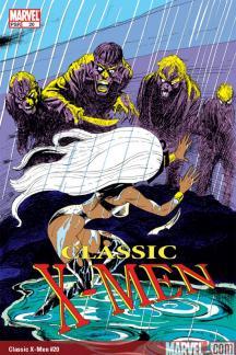 Classic X-Men #20