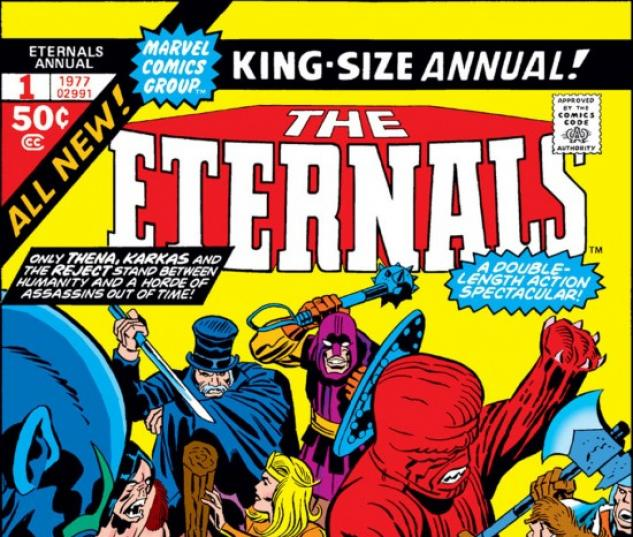 Eternals Annual, The #1