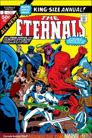 Eternals Annual (1977) #1