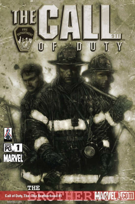 The Call of Duty: The Brotherhood (2002) #1