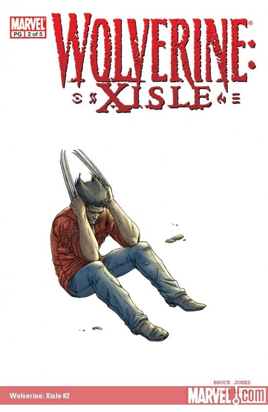 Wolverine: Xisle (2003) #2