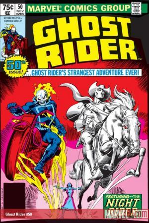 Ghost Rider #50