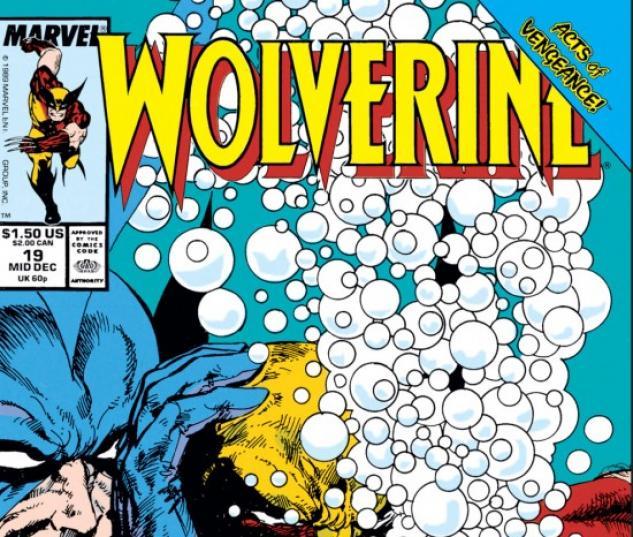 Wolverine #19