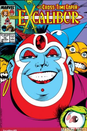 Excalibur (1988) #15