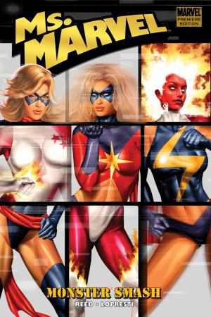 Ms. Marvel Vol. 4: Monster Smash Premiere (Hardcover)
