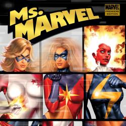 Ms. Marvel Vol. 4: Monster Smash Premiere