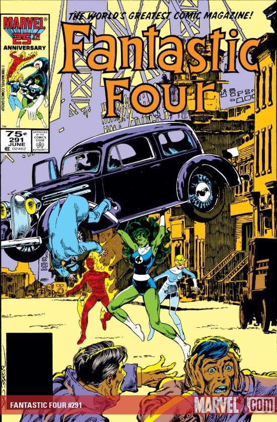 Fantastic Four (1961) #291
