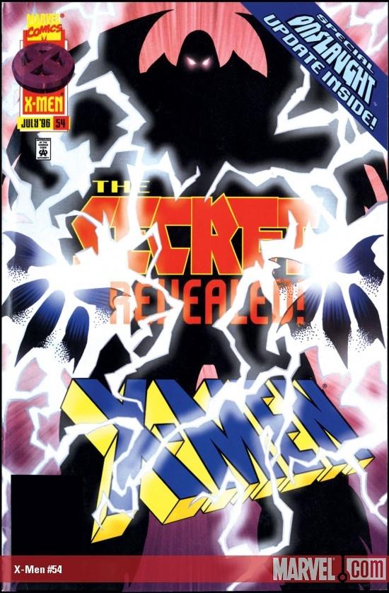 X-Men (1991) #54