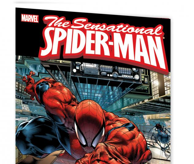 SENSATIONAL SPIDER-MAN: FERAL COVER