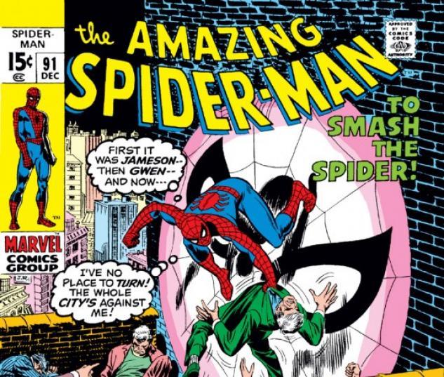 AMAZING SPIDER-MAN #91