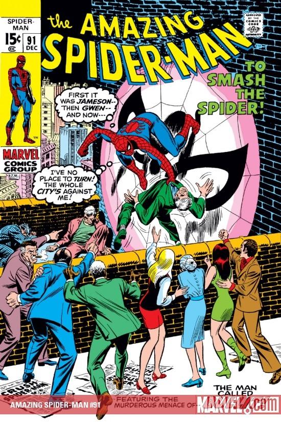 The Amazing Spider-Man (1963) #91