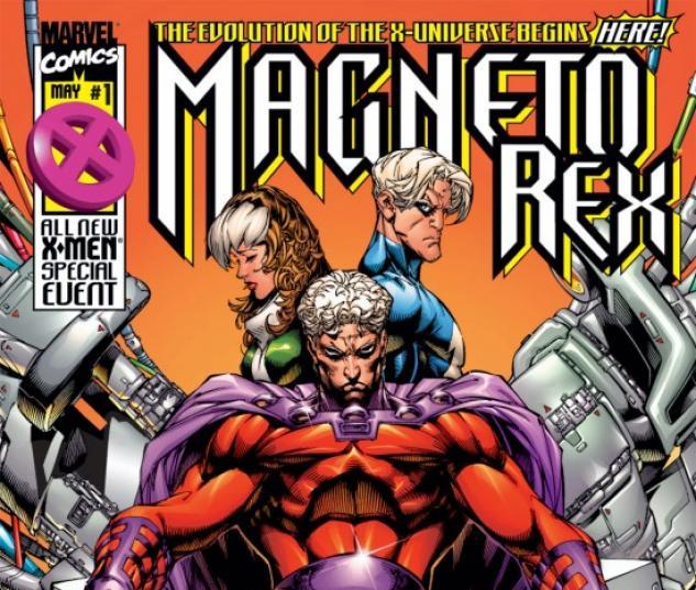 Magneto Rex #1