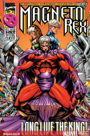 Magneto Rex (1999) #1