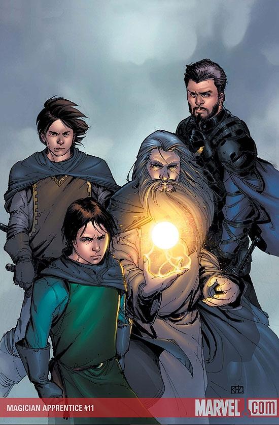 Magician Apprentice (2006) #11