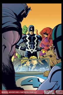 Marvel Adventures Fantastic Four (2005) #27