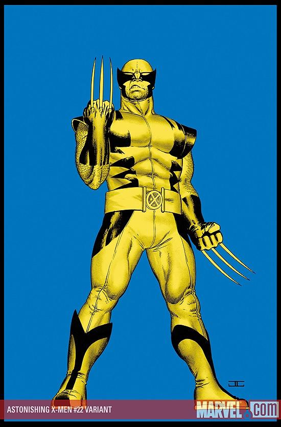 Astonishing X-Men (2004) #22 (Variant Cover)