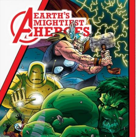 AVENGERS: EARTH'S MIGHTIEST HEROES (1999) #1 COVER