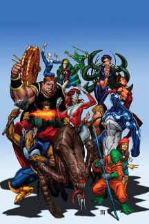 All-New Official Handbook of the Marvel Universe A to Z (2006) #2