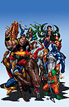 ALL-NEW OFFICIAL HANDBOOK OF THE MARVEL UNIVERSE A TO Z #2