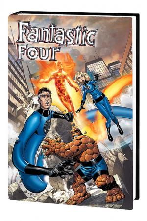 Fantastic Four Vol. 3 (Hardcover)